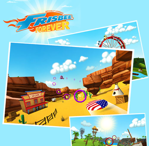 ���� Frisbee Forever  [Free]