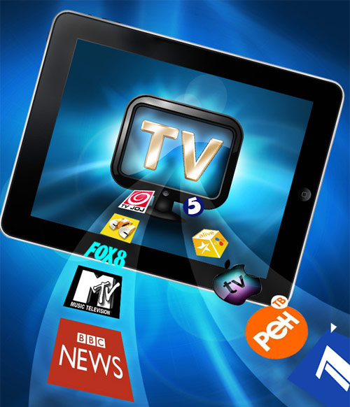World TV HD Lite: �������� ���������� ����������� � iPad [Free]