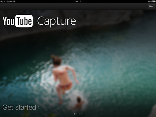 YouTube Capture - редактор и загрузчик видео [Free]