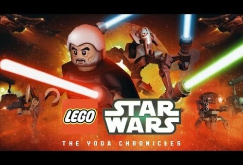 LEGO STAR WARS THE YODA CHRONICLES - ������ � �������� �� ��������� [Free]