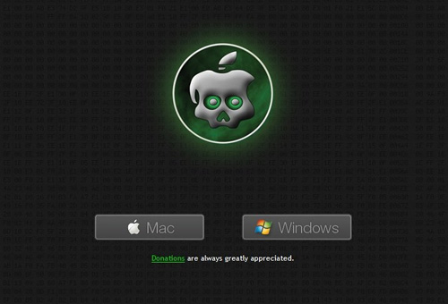 ��� ���� ������� Jailbreak iPad 3.2.2 �� Greenp0ison