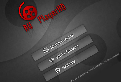 AVPlayer HD - �������� ������ �� ipad � ����� �������