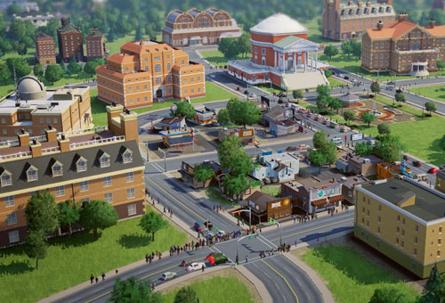 SimCity Deluxe - ������ ����� �����