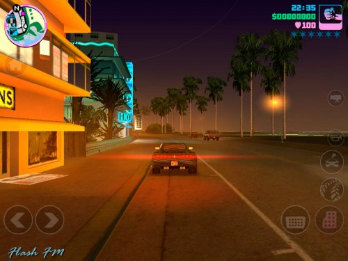 GTA Vice City �� ipad - ����������� � �������