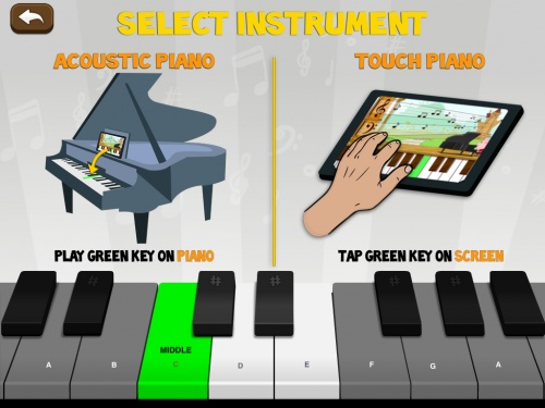 Piano Mania - Practice Game - ���������� �������� ���� �� ���������� [Free]