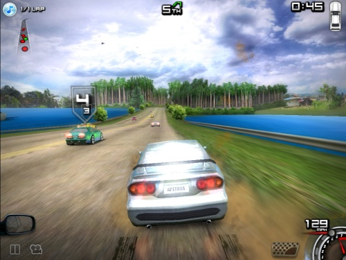 Race illegal: High Speed 3D - ����� ��-��� �����