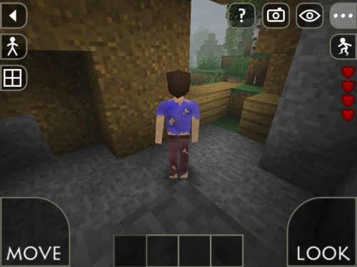 Survivalcraft - �������� Minecraft �� iPad