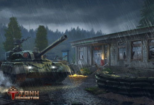 Tank Domination HD - танковый онлайн