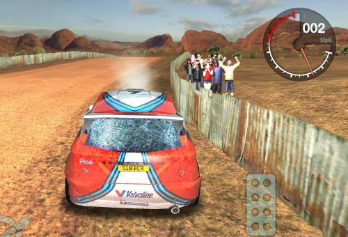 Colin McRae Rally � �������� ������� �� iPad