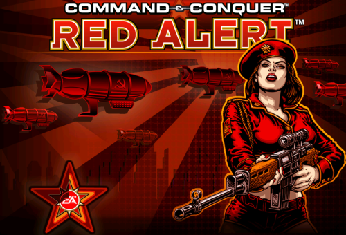 COMMAND & CONQUER RED ALERT  - о май хард инглиш