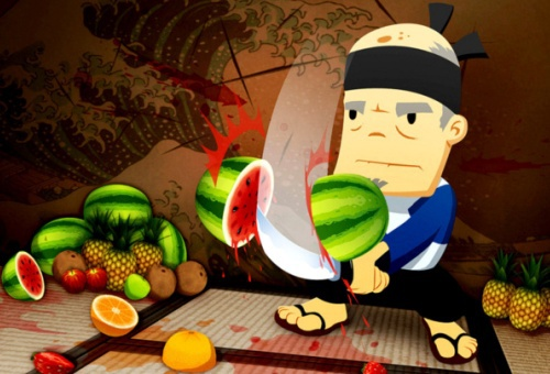 Fruit Ninja HD - ��������� ����������
