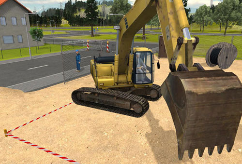 Construction Simulator 2014 - ���������� ���� ����������