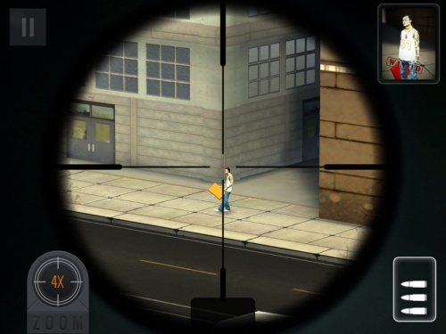 Sniper 3D Assassin: Shoot to Kill - городское сафари [Free]
