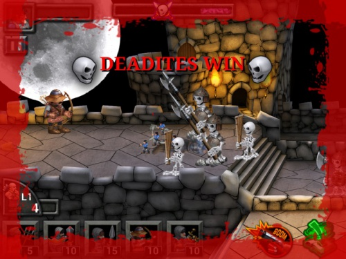 Army of Darkness Defense HD - �������� �� ����� ���� [Free]