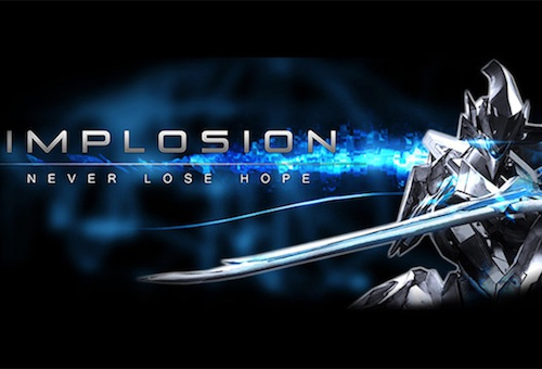 Implosion - Never Lose Hope - �� ����� �������, ������������
