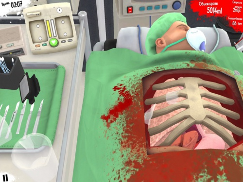 Surgeon Simulator - ������� ���������� �������